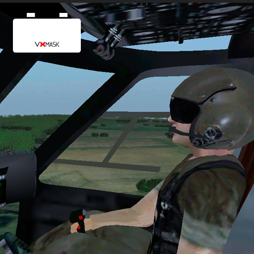 Store MVR 제품 아이콘: Helicopter VR