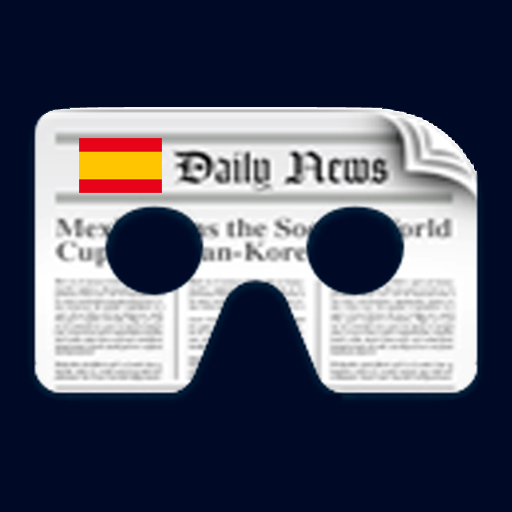 Store MVR 제품 아이콘: Newspapers Spain VR
