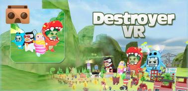 Store MVR 제품 아이콘: Destroyer Run VR